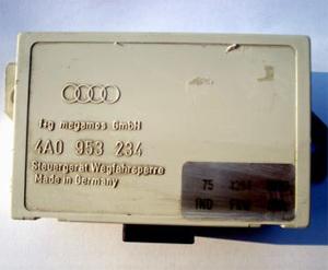 ремонт иммобилайзера AUDI, чип ключ AUDI